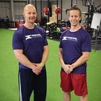 Chris Ecklund and Pete Blumert